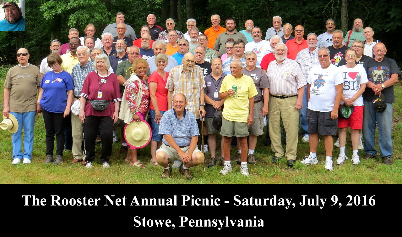 2016 Rooster Net Group Photo